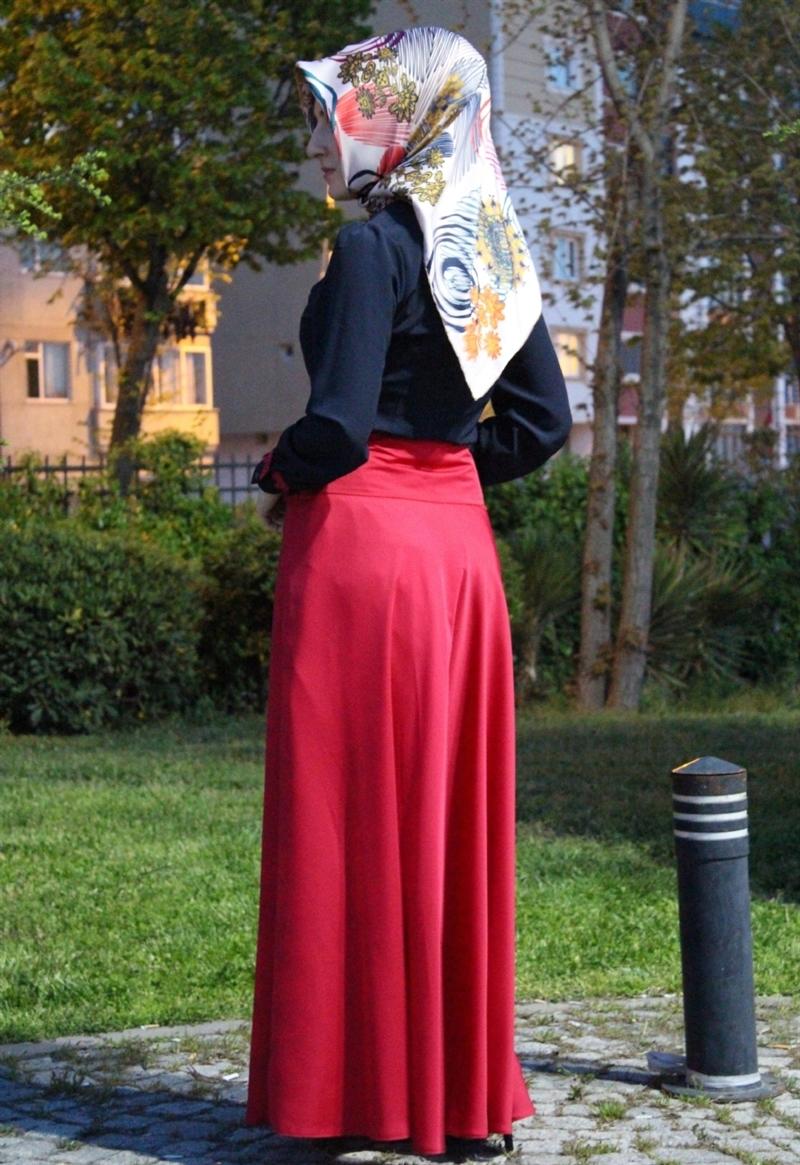 Etkileyici Türbanlı Bayan Filiz - Halkalı